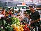 Bazarlar dolu, ərzaq baha, cib boş... - FOTO: CƏMİYYƏT
