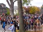 ABŞ-da bayramı polis dağıtdı: 30 nəfəri qandalladılar: Dünyada