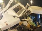 Paytaxtda 10 maşın bir-birinə girdi, ölən var - FOTO: HADİSƏ
