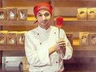 Azərbaycanlı müğənni Bakıdakı restoranların birində aşpazlıq edib - FOTO: ŞOU-BİZNES