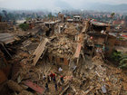 Nepalda daha bir zəlzələ baş verib: Dünyada