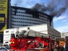 Parisdə Fransa radiosunun binası yanır - FOTO: Dünyada