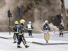 Londonun mərkəzində güclü yağın səbəbindən 2 mindən çox sakin təxliyə olunub: Dünyada