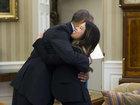 Obama Ebolaya yoluxan qızla qucaqlaşdı: Dünyada