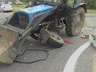Traktor və minik avtomobili toqquşdu, ölən və yaralananlar var: HADİSƏ