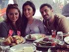 Tanınmış teleaparıcılarımız Türkiyədə - FOTO: ŞOU-BİZNES