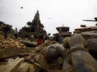 Nepaldakı dəhşətli zəlzələ - FOTOSESSİYA: Fotosessiya