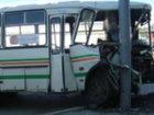 Sumqayıtda avtobus qəzası: yaralı var: HADİSƏ