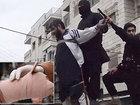 Şok kadrlar: İSİD-in dəhşətli cəzaları - FOTO: Maraqlı