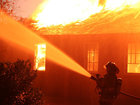 İsmayıllıda 4-otaqlı ev kül oldu, xəsarət alan var: HADİSƏ