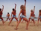 Rus qızların bu rəqsi fenomen oldu - VİDEO - FOTO: Maraqlı