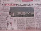 """""""La Qazzetta dello Sport"""" """"Qarabağ""""dan yazdı: İdman"""
