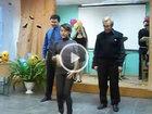 Müəllim şagirdlərlə olduğunu unutdu - VİDEO: VİDEO