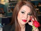 Aygün Kazımova alt paltarında - FOTO: ŞOU-BİZNES