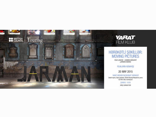 YARAT Film Klubu Britaniyanın nüfuzlu Carmen mükafatına namizədliyi irəli sürülmüş filmlərin baxışına dəvət edir