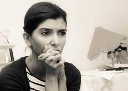 Körpəsi ilə yanan binada qalan jurnalistdən son xəbər - YENİLƏNİB - VİDEO