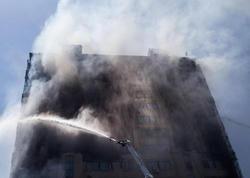 Yanğında ölən 55 yaşlı qadının qızıyla son dialoqu - yanan binada İNSANLIQ DRAMI