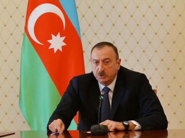 Prezident İlham Əliyev orden və medallar verdi
