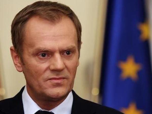 Donald Tusk Prezident İlham Əliyevə başsağlığı verdi