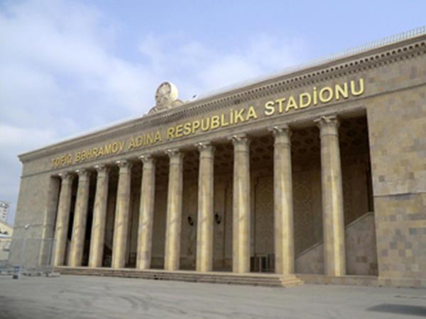 Respublika Stadionu da I Avropa Oyunlarına hazırdır - FOTO