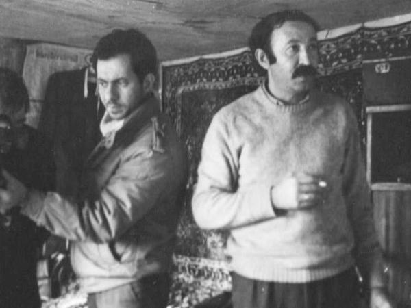 Azərbaycanın görkəmli kinooperatoru və kinorejissoru Valeri Kərimov - 70 il