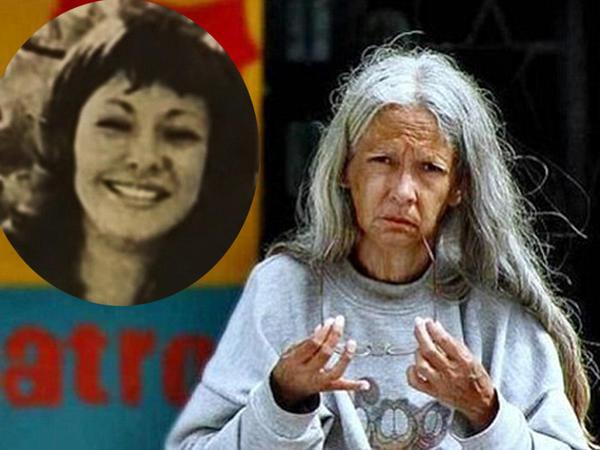Gözəllik kraliçası küçədə, dilənçi kimi öldü - FOTO
