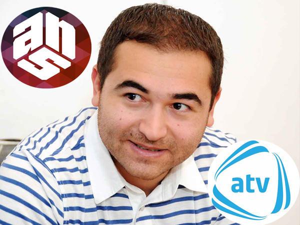 ANS-ATV çəkişməsi qızışır: İlkin Həsəni kanalı təhqir etdi - FOTO