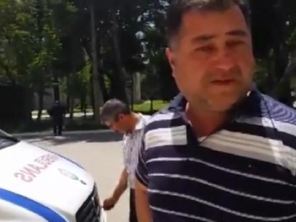 """Yanan binanın sakini: """"Kim düşmək istədisə, elə pilləkənlərdə öldü"""""""