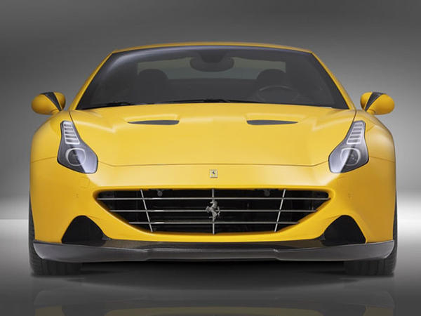 Alman ruhlu Ferrari California - FOTO