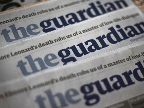 """""""Guardian""""ın böyük yalanı"""