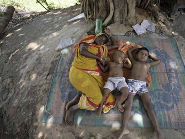 Hindistanda 230 nəfər istidən öldü