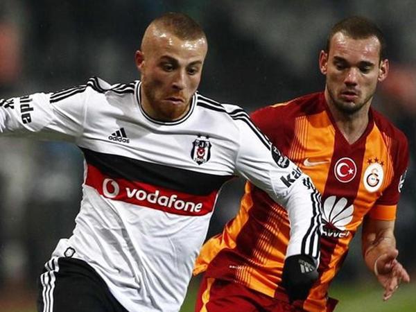 """Möhtəşəm derbi: """"Qalatasaray"""" - """"Beşiktaş"""""""