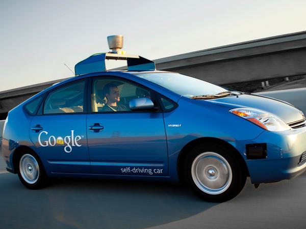 Google yeni maşınlarını göstərdi