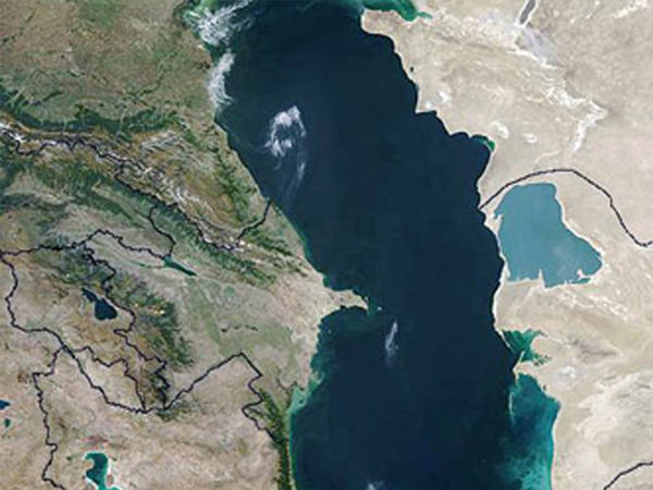 Tehranda Xəzər dənizinin hüquqi statusu müzakirə edilir