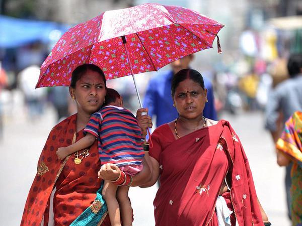Hindistanda dəhşətli istilər: 900 nəfər öldü - FOTO