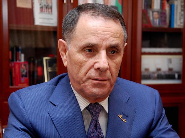 """Novruz Məmmədov: """"Azərbaycan gec-tez öz torpaqlarını geri qaytaracaq"""""""