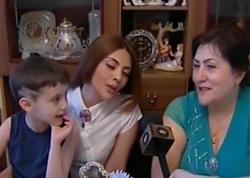 Samir Cavadzadənin evindən - VİDEO