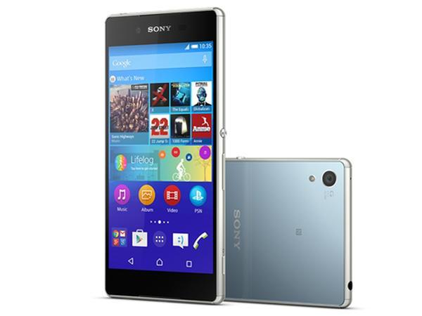 Sony Xperia Z3+ göstərildi