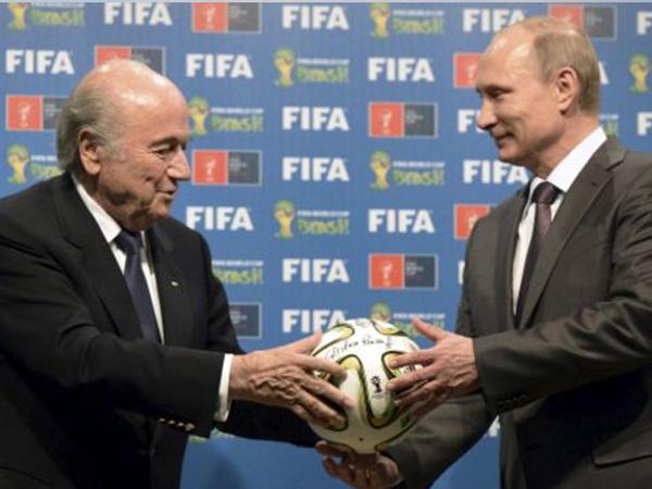 ABŞ Blatterə 2018-ci il Dünya Çempionatına görə təzyiq edir