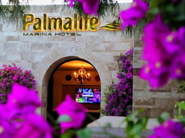 Palmalife Marina Hotel - arzularınızın həyata keçdiyi məkan - FOTO