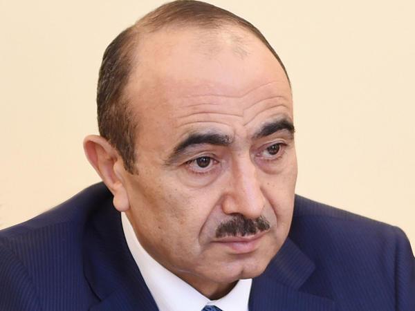 Əli Həsənova ağır itki