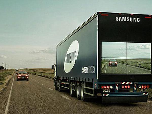 Samsung yollarda rahatlıq yaradır - VİDEO - FOTO
