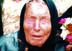 """Vanqanın qorxulu xəbərdarlığı: """"2015-ci ildə..."""" - FOTO"""