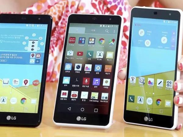 LG yeni smartfon təqdim etdi
