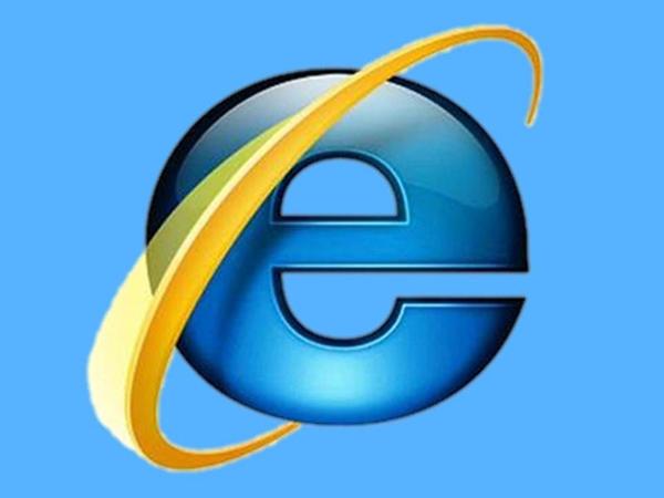 Internet Explorer-də dəlik var