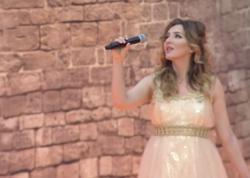 """Azərbaycanın """"Eurovision"""" təmsilçisinin hamiləlik fotoları yayıldı - FOTO"""