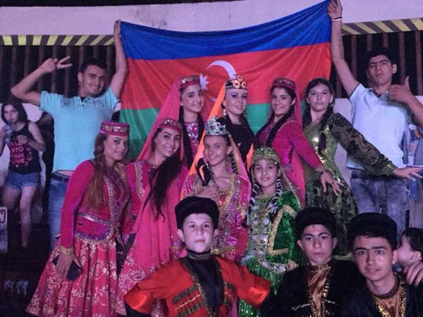 Azərbaycanlılar beynəlxalq festivalda ermənilərdən üstün oldular - FOTO - VİDEO