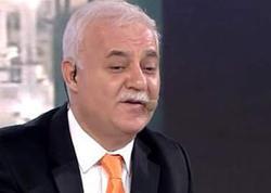 """Canlı yayımda biabırçılıq: """"Qiyamət nə zaman qopacaq? Az sonra"""" - VİDEO"""