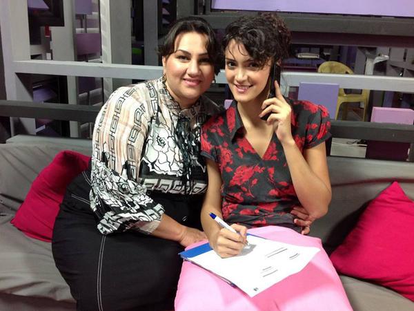 """Aktrisa Ruhiyyə Mahmudqızı: """"Deyilən qonorarın heç yarısını da almadım"""" - FOTOSESSİYA"""
