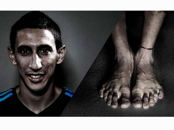 Futbolçular və onların ayaqları - FOTO